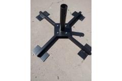 Подставка под зонт Крестовина, металлическая