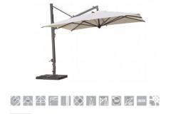 Зонт консольный «Galileo Maxi 4x4»